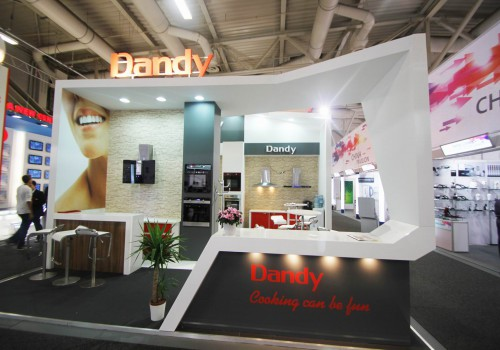 DANDY展台设计