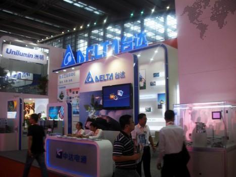 AELTA展台设计