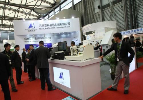 北京亚科展台设计