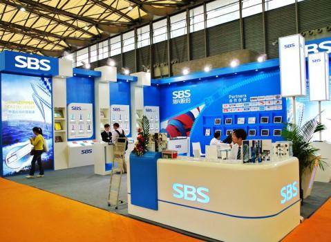 SBS展台设计