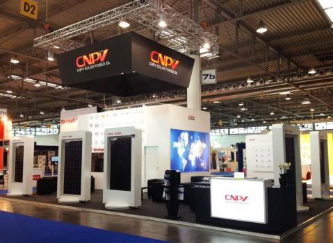 cnpv展台设计