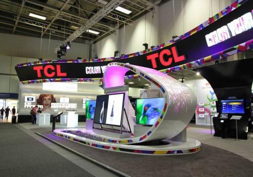 TCL展台设计