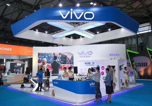 VIVO展台设计