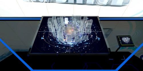 中软国际展台设计