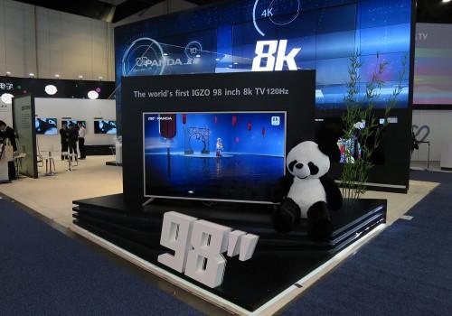 中国电子展台设计