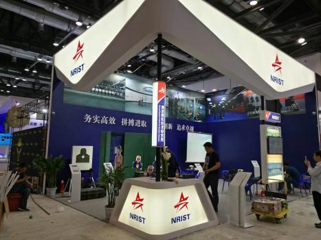 南京模拟技术展台设计