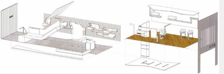 CJStudioRouge青品店店体结构图