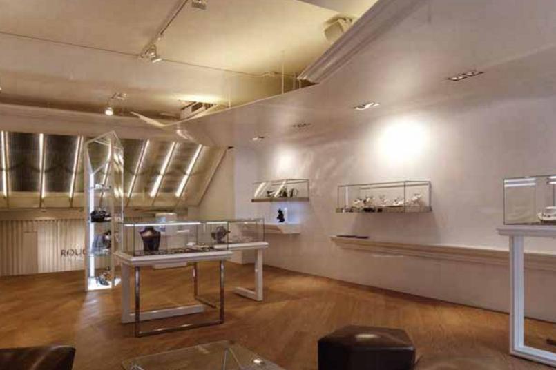 CJStudioRouge青品店店vip客房展示设计